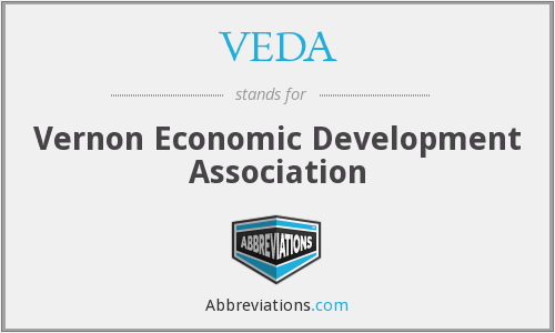 VEDA - Vernon Economic Development Association
