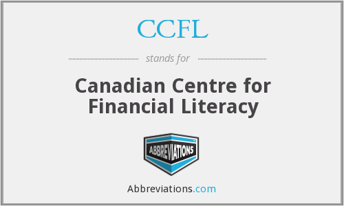 CCFL - Canadian Centre for Financial Literacy