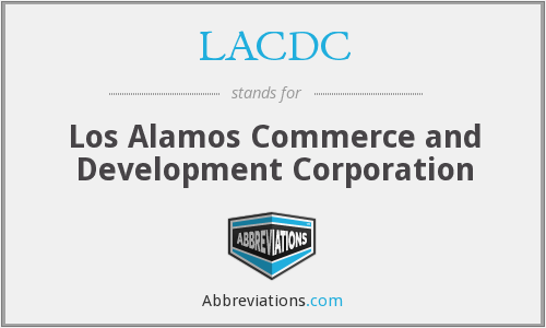 LACDC - Los Alamos Commerce and Development Corporation