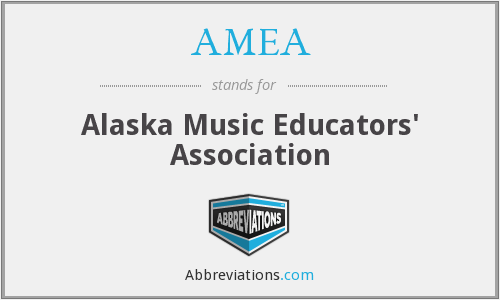 AMEA - Alaska Music Educators' Association