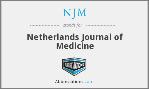 NJM - Netherlands Journal of Medicine
