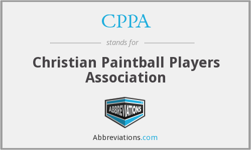 CPPA - Christian Paintball Players Association