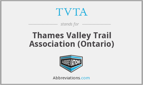 TVTA - Thames Valley Trail Association (Ontario)