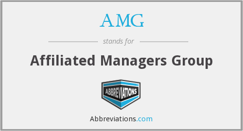 AMG - Affiliated Managers Group