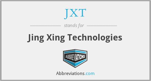 JXT - Jing Xing Technologies
