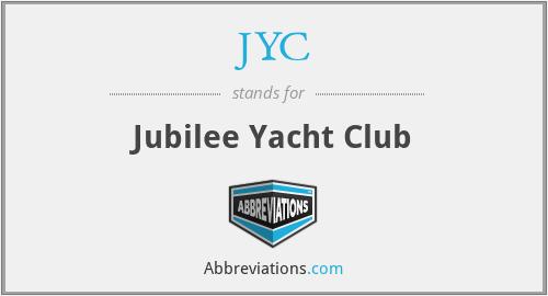 JYC - Jubilee Yacht Club