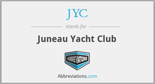 JYC - Juneau Yacht Club