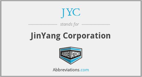JYC - JinYang Corporation