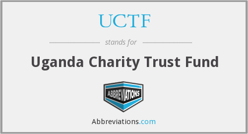 What does UCTF stand for?