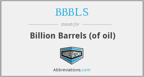 What does BBBLS stand for?