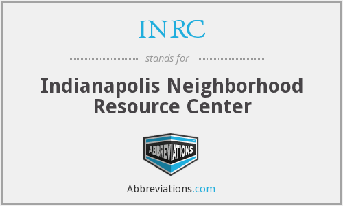 What does INRC stand for?