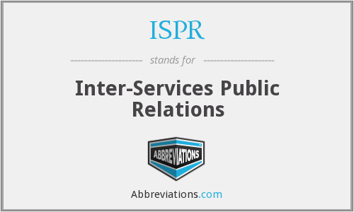 What does ISPR stand for?