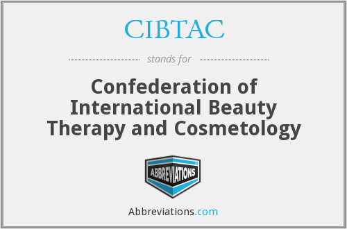 What does CIBTAC stand for?