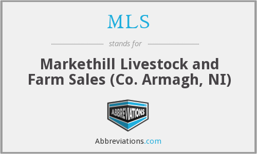 MLS - Markethill Livestock and Farm Sales (Co. Armagh, NI)