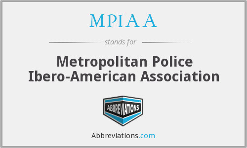 What does MPIAA stand for?