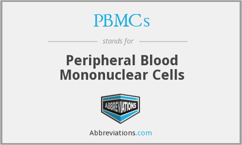 What does PBMCS stand for?