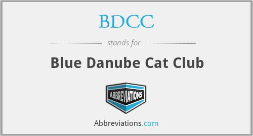 BDCC - Blue Danube Cat Club
