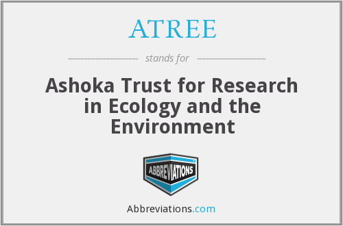 ATREE - Ashoka Trust for Research in Ecology and the Environment