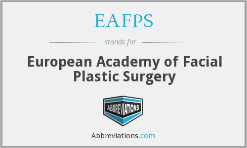 What does EAFPS stand for?
