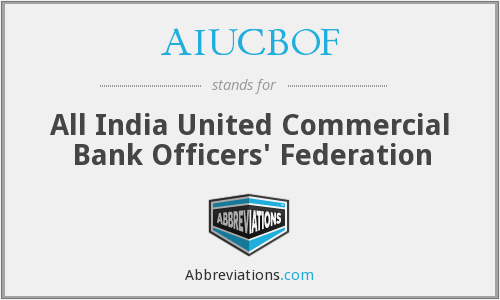 What does AIUCBOF stand for?