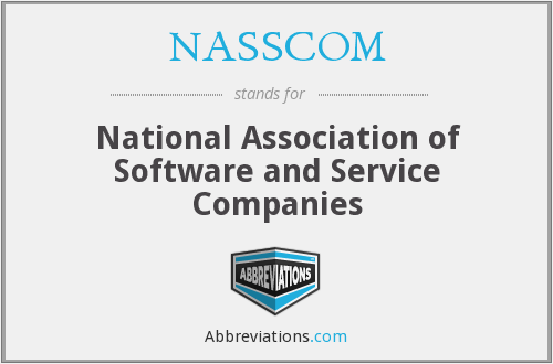 What does NASSCOM stand for?