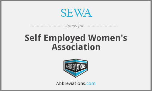 SEWA - Self Employed Women's Association