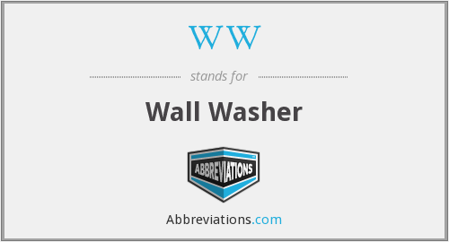 WW - Wall Washer