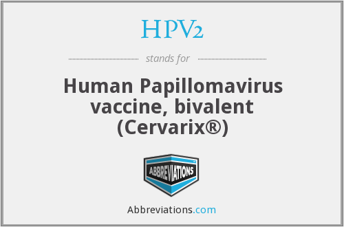What does HPV2 stand for?