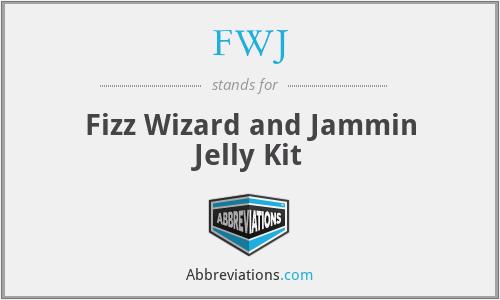 FWJ - Fizz Wizard and Jammin Jelly Kit