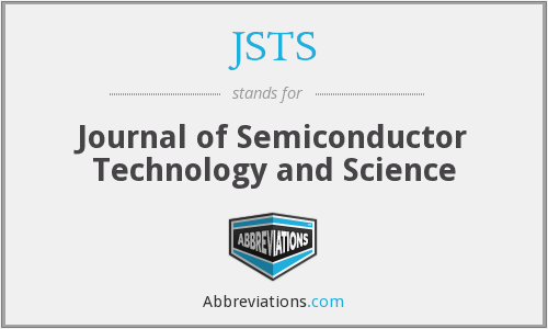 What does JSTS stand for?