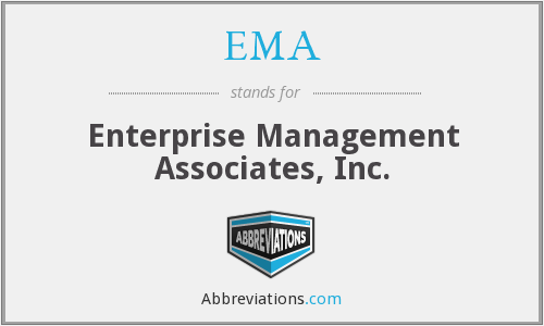 EMA - Enterprise Management Associates, Inc.