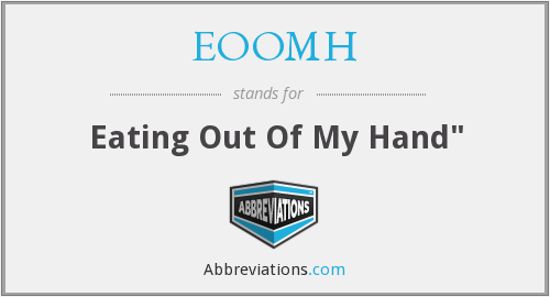 What does EOOMH stand for?