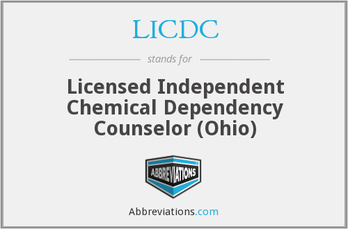 What does LICDC stand for?
