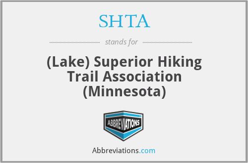 SHTA - (Lake) Superior Hiking Trail Association (Minnesota)
