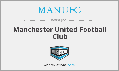 What does MANUFC stand for?