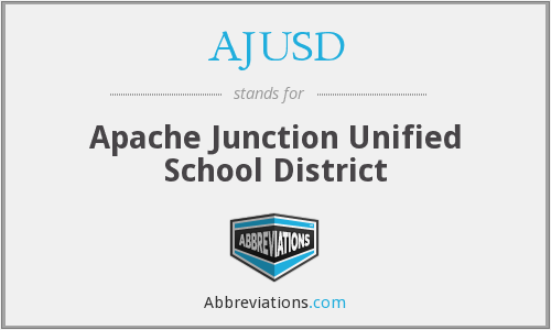 AJUSD - Apache Junction Unified School District