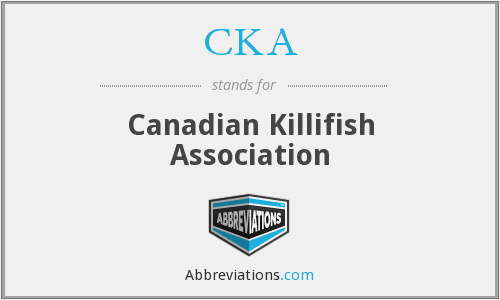 What does CKA stand for?