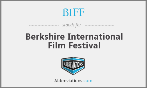 BIFF - Berkshire International Film Festival