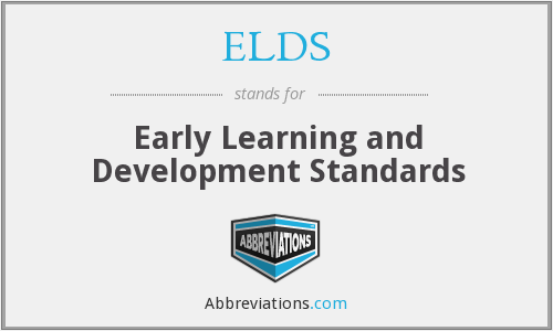 What does ELDS stand for?