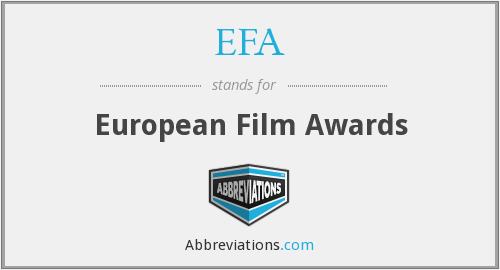 EFA - European Film Awards