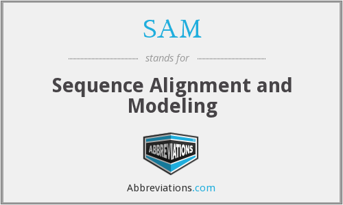SAM - Sequence Alignment and Modeling