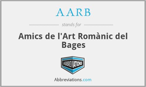 AARB - Amics de l'Art Romànic del Bages