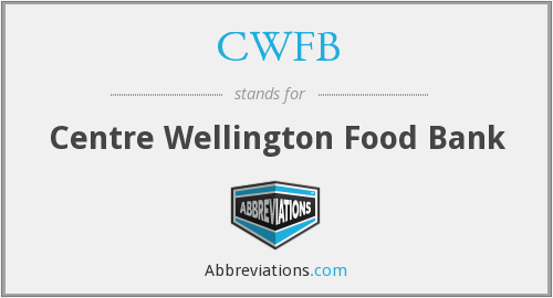 What does CWFB stand for?