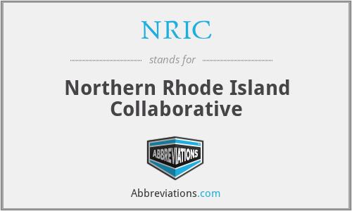 NRIC - Northern Rhode Island Collaborative