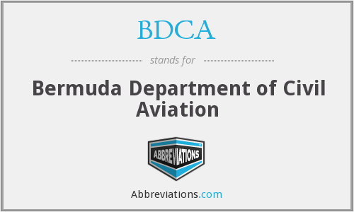 What does BDCA stand for?
