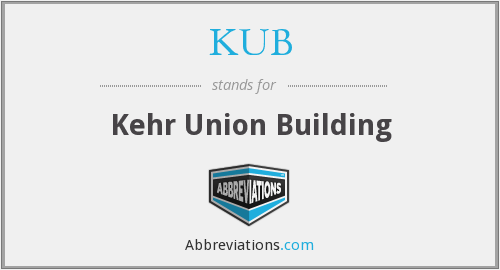 KUB - Kehr Union Building