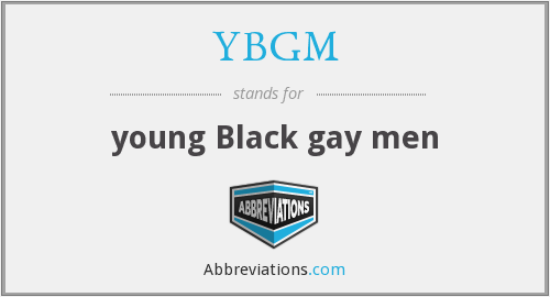 What does YBGM stand for?