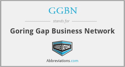 GGBN - Goring Gap Business Network