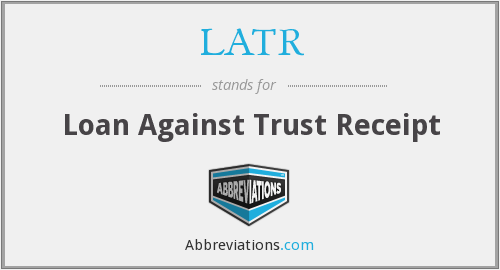 What does LATR stand for?