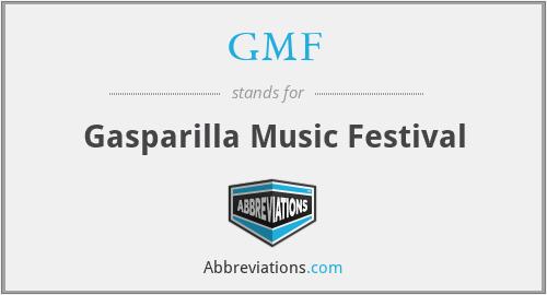 GMF - Gasparilla Music Festival